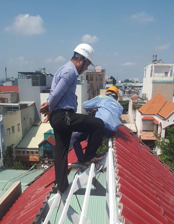 Công ty sửa nhà tại tphcm