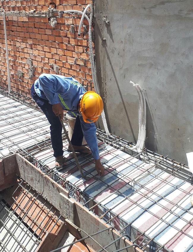 Dịch vụ xây nhà phần thô tphcm của Kiến trúc xây dựng TLT.com