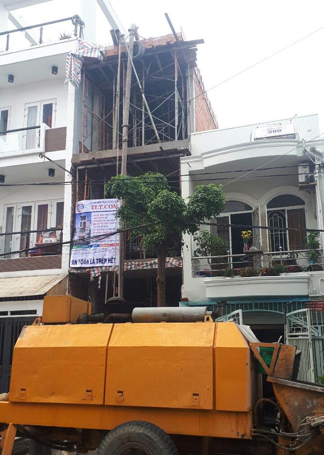 Công ty xây nhà giá rẻ tại Tp HCM