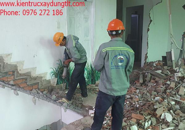 Dịch vụ sửa chữa nhà tại quận Tân Bình