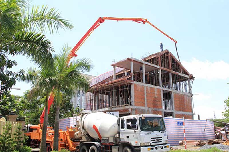Thi công xây nhà trọn gói giá rẻ
