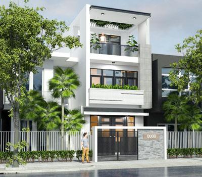 Những mẫu kiến trúc nhà phố đẹp đáng sống nhất hiện nay