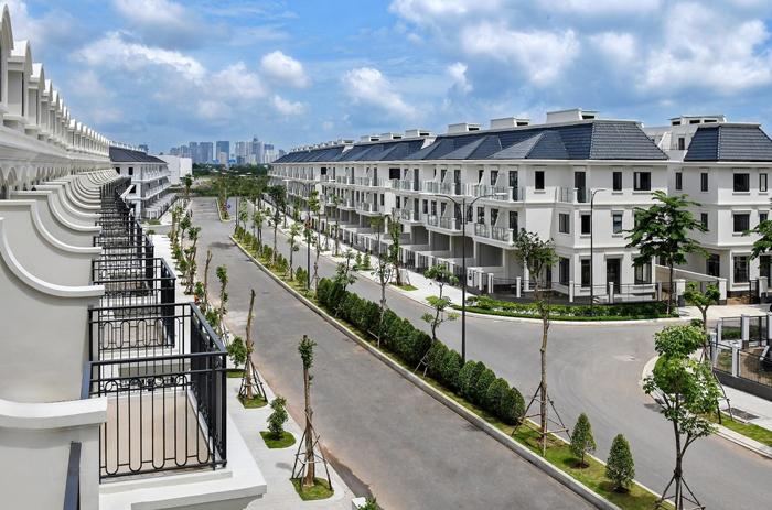 Nhà phố- biệt thự liền kề tại quận 2 đẹp nhất