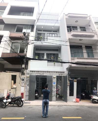 Bàn giao nhà cô Hoàng – 58/28 Nguyễn Minh Hoàng, Phường 13, Tân Bình, TPHCM