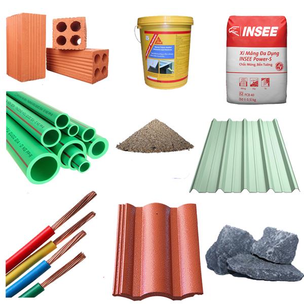 Những lưu ý khi lựa chọn vật liệu xây dựng phần thô