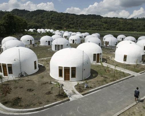 Những căn nhà độc lạ nhất hành tinh