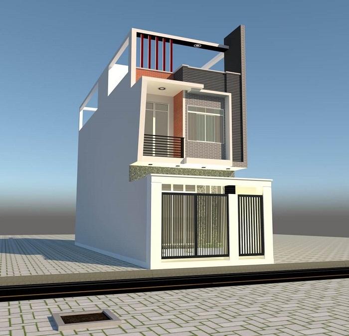 Cải tạo nhà cấp 4 thành nhà 2 tầng tại TPHCM