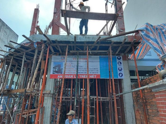 Bàn giao công trình nhà chủ đầu tư: Anh Hiếu, Quận Bình Tân – TPHCM