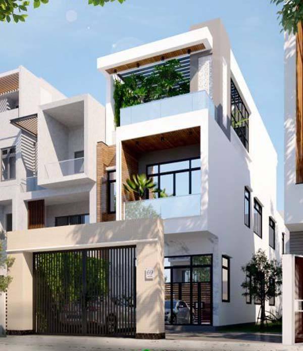 Chi phí xây nhà 3 tầng 50m2 là bao nhiêu – XaydungTLT