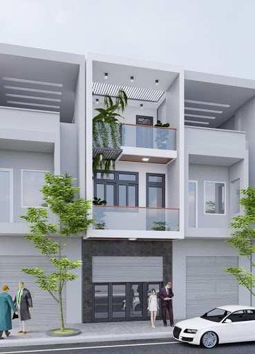 Tính chi phí xây nhà 3 tầng 70m2 – dự toán chi phí xây nhà 3 tầng