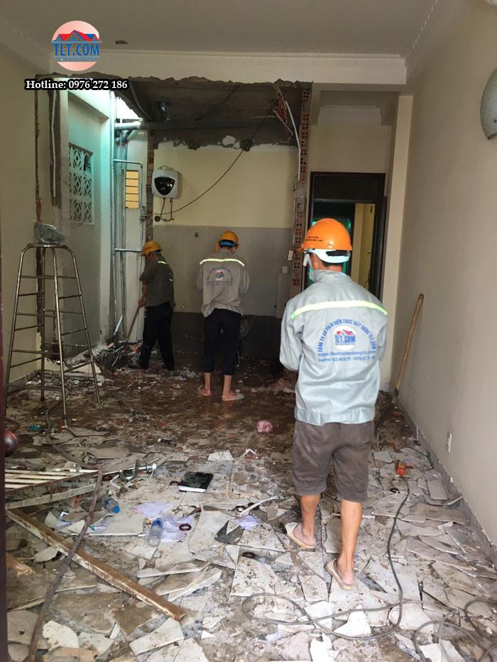 Đội thợ sửa nhà TPHCM trên 10 năm kinh nghiệm