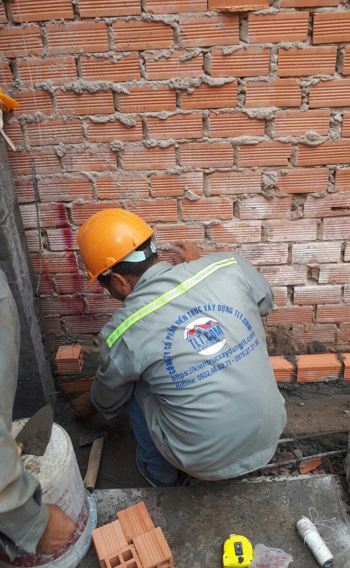 Thầu xây dựng nhà ở gia đình TPHCM – 0976272186