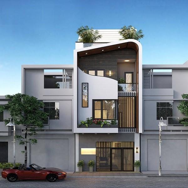 Chi phí xây nhà 3 tầng 6×15 đẹp và tiết kiệm