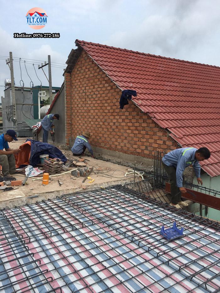 Sửa chữa lại mái nhà tại ĐỒng Nai