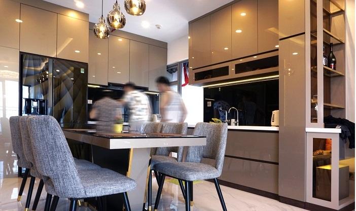 Xu hướng thiết kế nội thất phòng bếp năm 2021