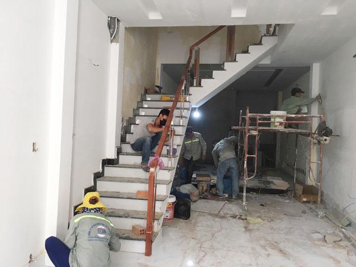 Quy trình sửa nhà nâng tầng tại Công Ty Xây Dựng TLT.COM